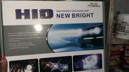 Hid bulbs and conversion kit
