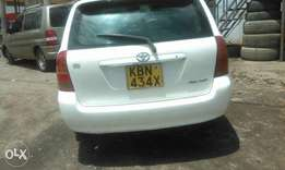 Quick Sale Very Clean Toyota Fielder Yom2003 Kes 650K