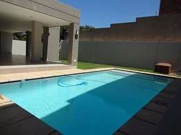 modern 2 bed 2 bath ground floor unit eternity complex 1st ave rivonia