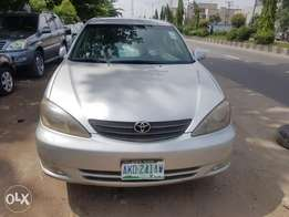 Give away 04 register Toyota Camry