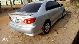 Clean Toyota corolla S 2003 NOT negotiable!