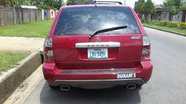 Very clean like tokunbor acura mdx jeep . Perfect sound engine