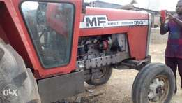 Utility MF 595 NEWLY CLEARED UK used