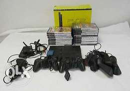 Sony PS2 Playstation 2 wit chip an20BEST games