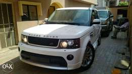 2008 to 2012Range Rover autobiography facelift