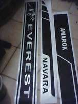 Ford everest stickers
