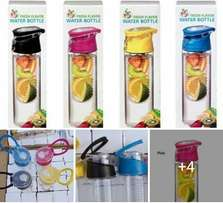 Infusion Water Bottles.