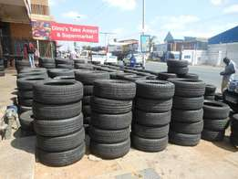 Quality & Affordable used/second hand tyres Pretoria
