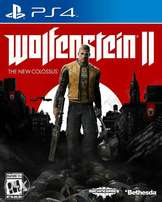 Wolfenstein II: The New Colossus - PlayStation