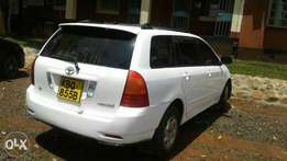 Quick Sale, Lady Owned Toyota Fielder