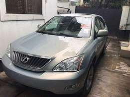 RX 350 - 2008 model - Foreign used