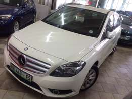 2014 Mercedes Benz B200 BE Automatic