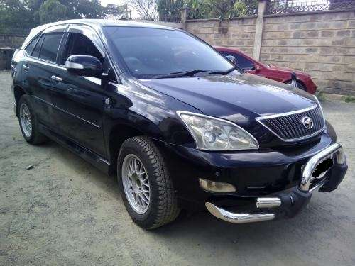 2004 Toyota Harrier KBP auto 2400cc. 4WD!! Trade in accepted!! Karen - image 3