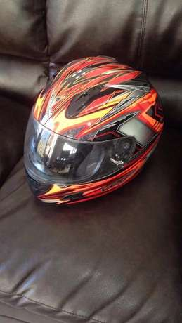 Helmet - Motorcycle Vega Helmet -Large Goodwood - image 1