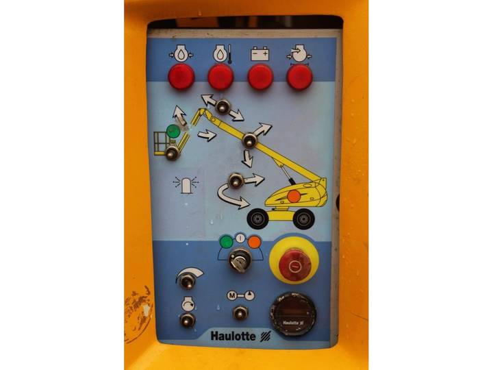 Haulotte H14TX - 2006 - image 3