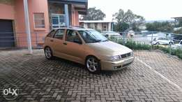 Polo Playa 1.8 R38000 start and go neat