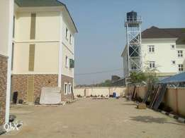 A tastefully finished and brand new 3bedroom flat at Wuye district.