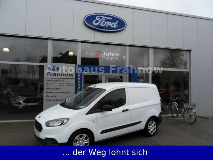 Ford Transit Courier Trend - 2019