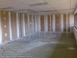 Drywall Partitioning Ceilings Bulkheads and Suspended Ceilings Rhinoli