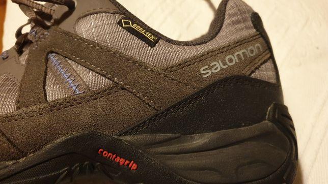 Buty trekkingowe turystyczne SALOMON Escambia GTX W 373399