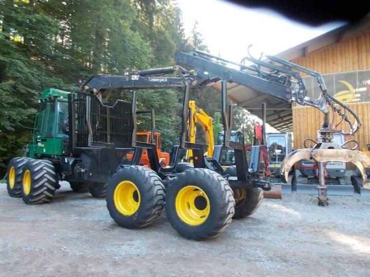 Timberjack 1210 b - 1998