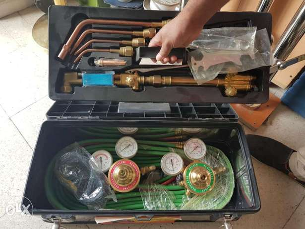 Welding gas cutting tools