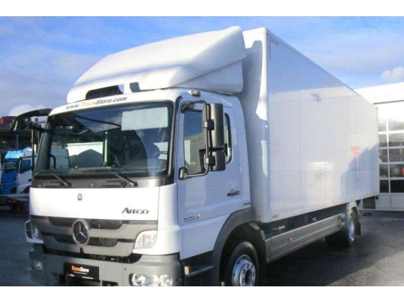 Mercedes-Benz Atego 1224 Lift / Leasing - 2013