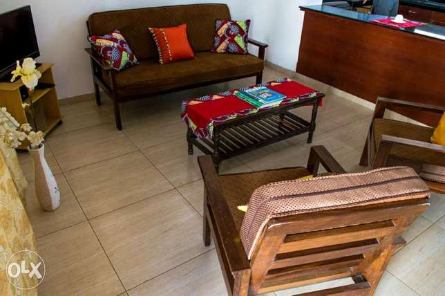 1br fully furnished modern apartment for Rent in Nyali Nyali - image 3