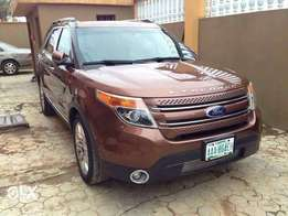 Neatly used 2011 Ford Explorer SUV.. Clean and sharp.. Accident free