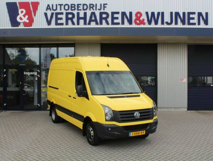 Volkswagen Crafter 2.0 TDI L2H2 AIRCO CRUISE-CONTROLE PARKE - 2011