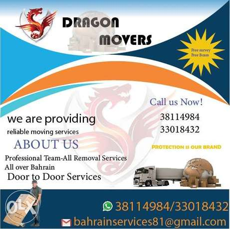 Dragon Movers Packers and Shifting Services