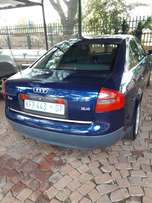 Am selling my Audi 2.4 car still in good condition.