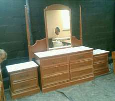 Vintage bedroom suite