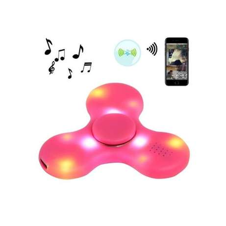 Fidget Spinner with LED Light and Bluetooth Speaker Nairobi CBD - image 4