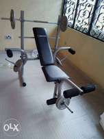 Weight Bench with 50kg