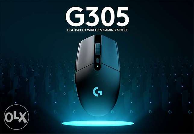 Gaming Mouse - Logitech Unveils G305 With Lightspeed Wireless