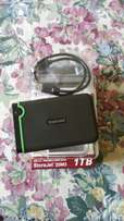 External Hard Disk And Flash Drive