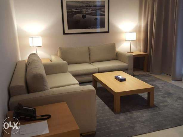 Ultra Deluxe Fully Furnished 1 Bedroom Apt For Rent in Sabah Al Salim