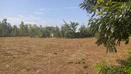 100x100ft(1/4)acre for sale at Makutano Mwea