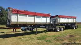 2006 Top Trailer Side Tipper Link 50 Cube