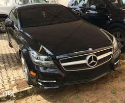 Used brand new Mercedes benz CLS550 selling