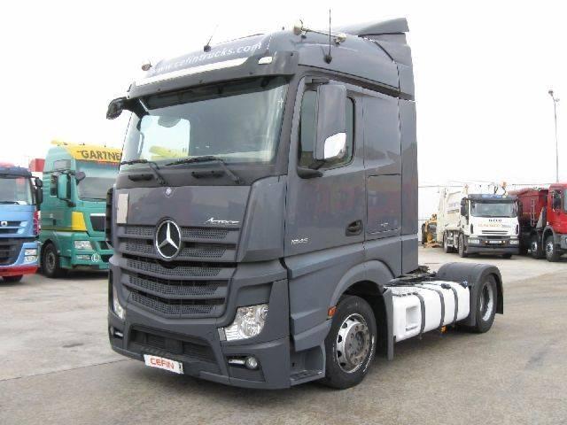 Mercedes-Benz ACTROS 1845 - 2014