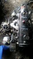 Toyota 1.3 2E engine for sale