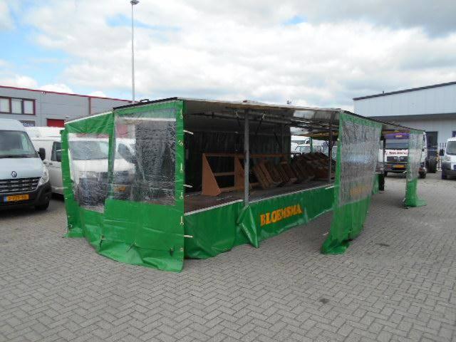 birza DS 35 L marktwagen birza ds 35 l 8 m uitkla - 1994