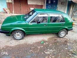 Golf 2, Automatic,NOW 260K
