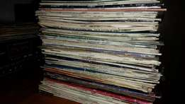 187 various Vinyls Collection