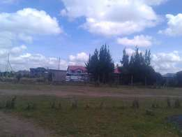 Prime plots for sale in RUIRU along the busy Kimbo ~ matangi road.