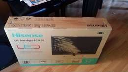 "PROMOTION - HiSense 32"" Direct LED Backlit HD ready TV LEDN32D50 - BRA"