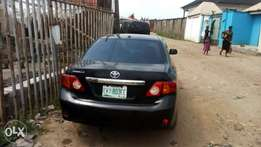 Toyota corolla very clean 2010 first body