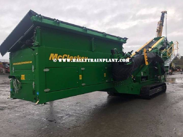 McCloskey S130 S190 Tipping Grids - 2019 - image 4